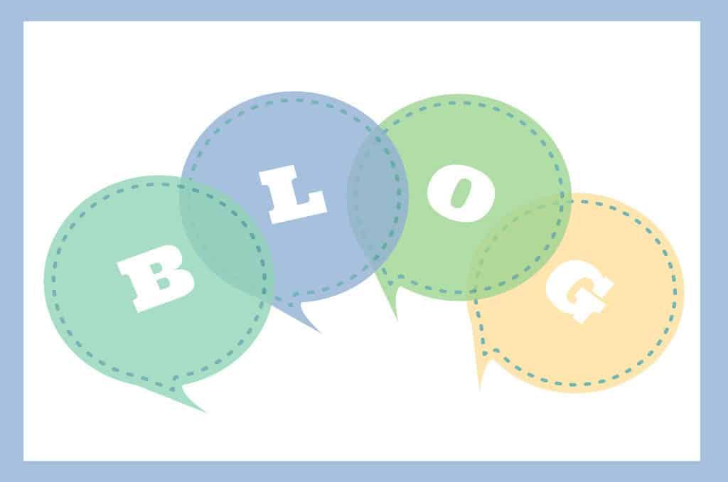 Blogging Your Memories Graphic