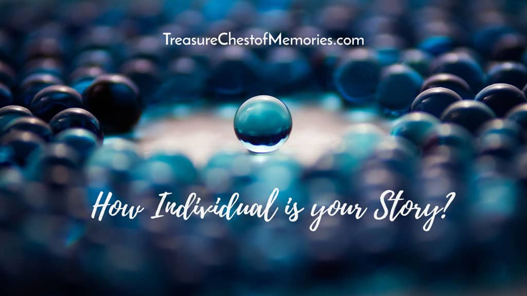 How individual is your story