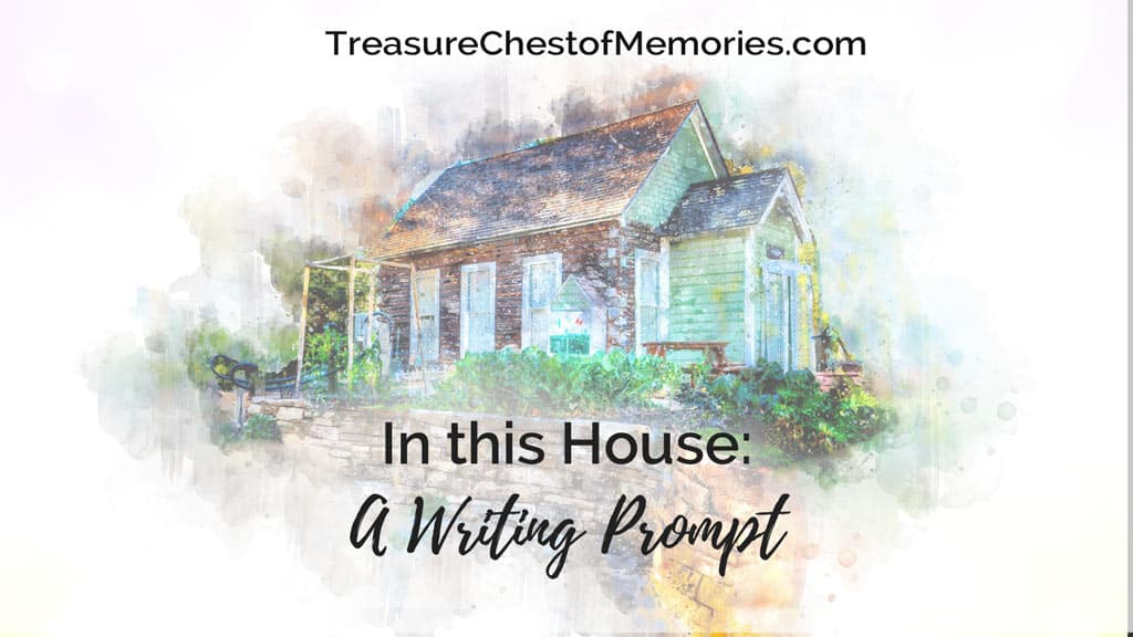 In this house: Stories to be Told