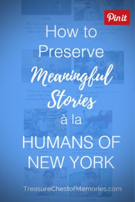 Pinnable Graphic for Meaningful Stories post