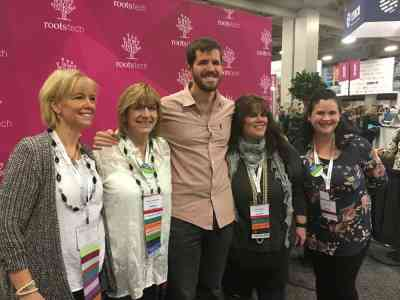 Brandon Stanton at RootsTech
