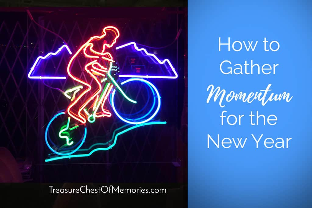Momentum for the nEW year