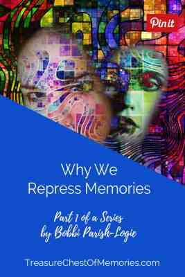 Repressed Memories why we do it part 1