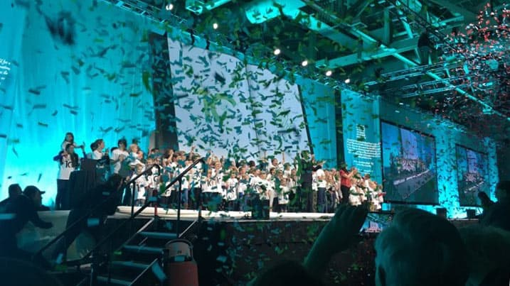 Rootstech 2020 Day 1 Celebration