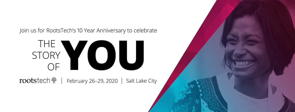 ROotsTech is about the story of You and perfect for Storytellers