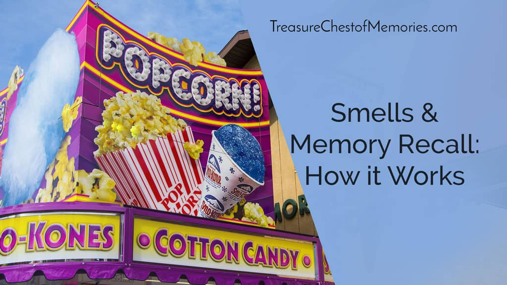 Smells and Memory Recall and how it works