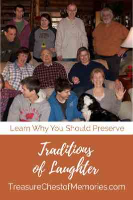 Graphic Learn how to preserve traditions of laughter