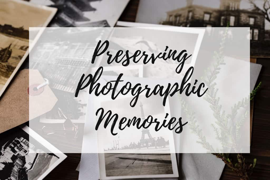 Website Resources Preserving Photographic Memories