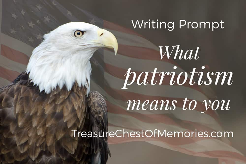 What Patriotism means to me