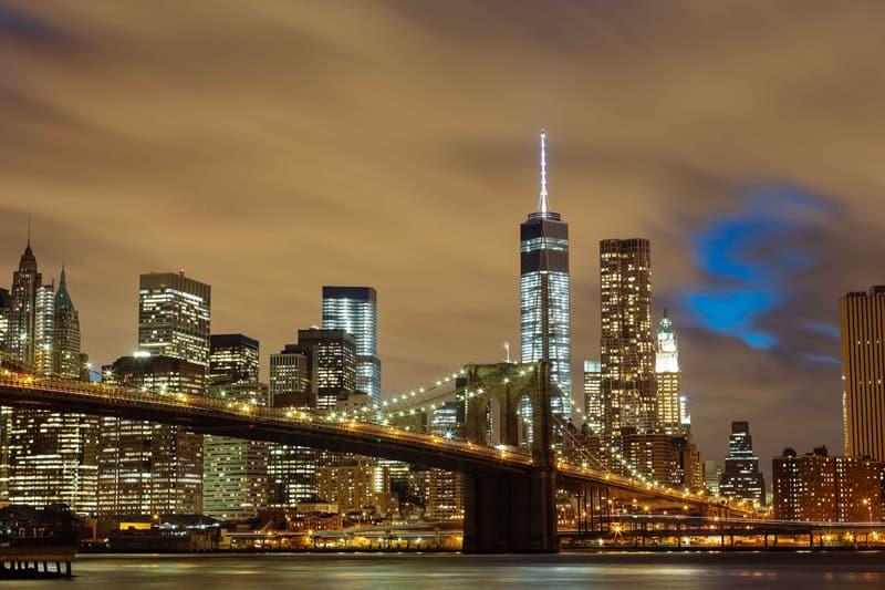 Brooklyn Bridge Currently