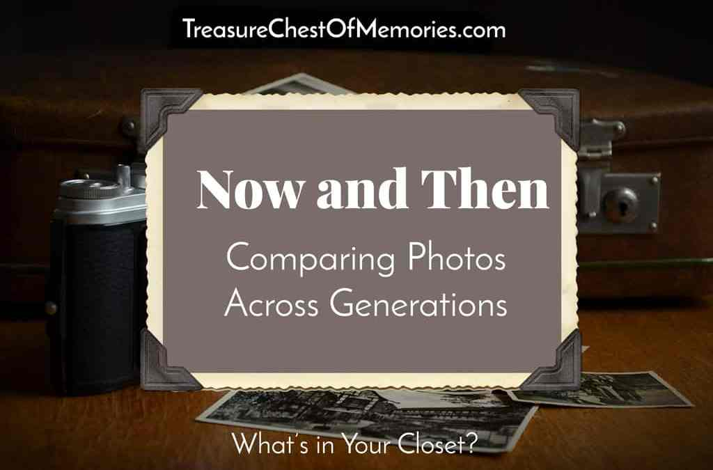 Now and Then: Comparing Photos Across Generations