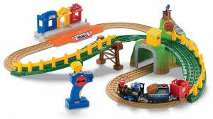 Toddler Boys Toys - GeoTrax Remote Control Train