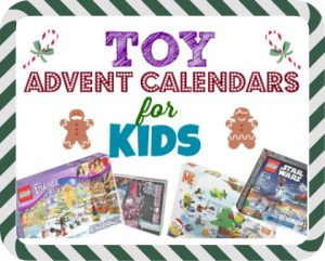 Toy Advent Calendars for Kids