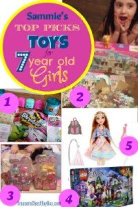 Sammies Top Picks Toys 7 Year Old Girls