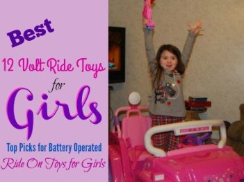 Best 12 Volt Ride Toys Girls