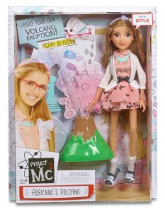 MC2 Doll Adrienne's Volcano