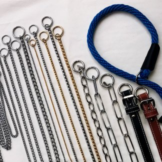 Leads & Collars for Show & Training
