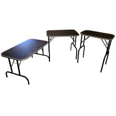 Grooming Tables, Arms and Accessories
