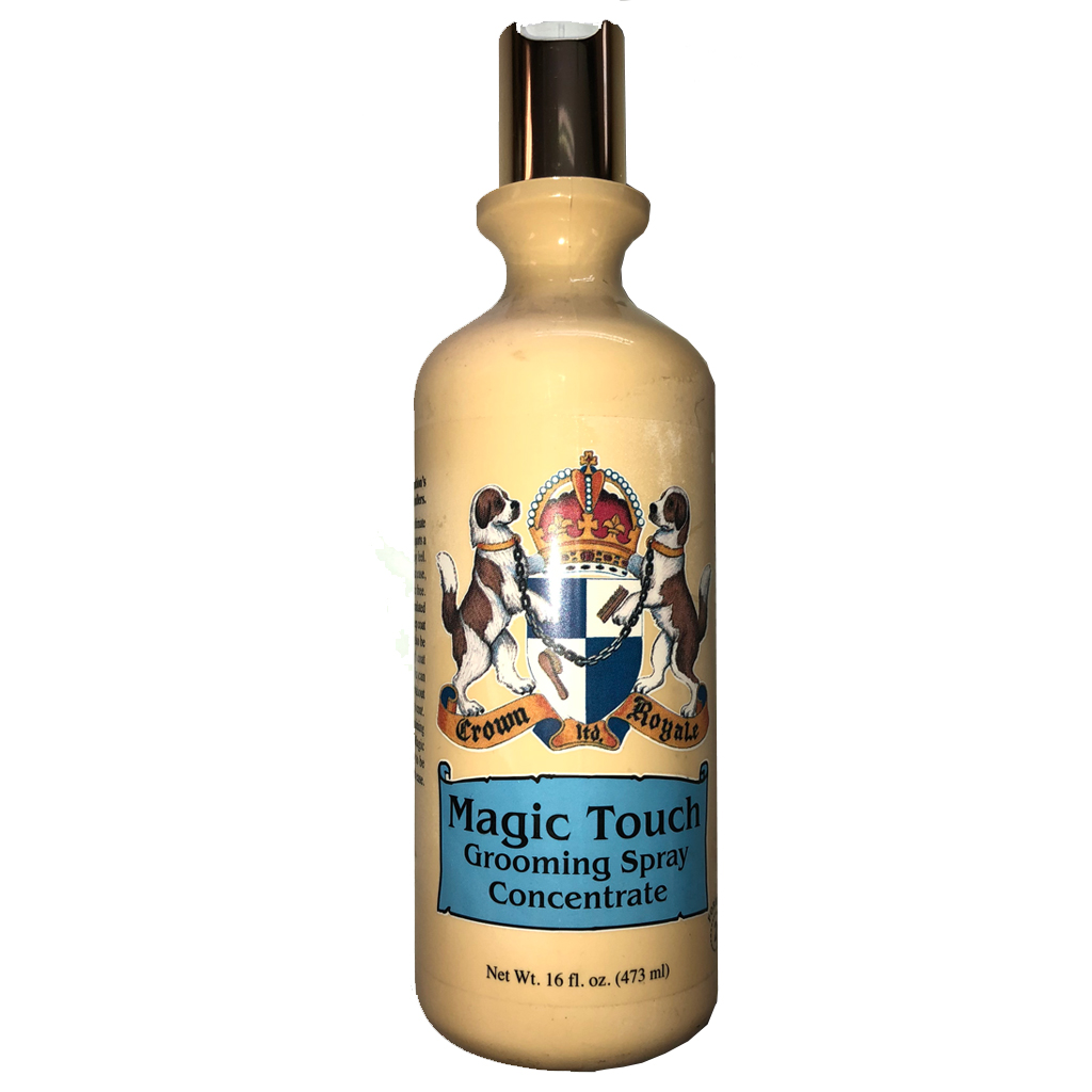 Crown Royale Grooming Sprays & Conditioners