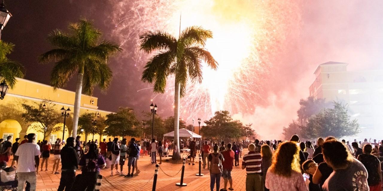 Port St. Lucie cancels live July 4 fireworks program