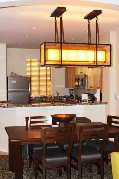 Westin Rancho Mirage kitchen