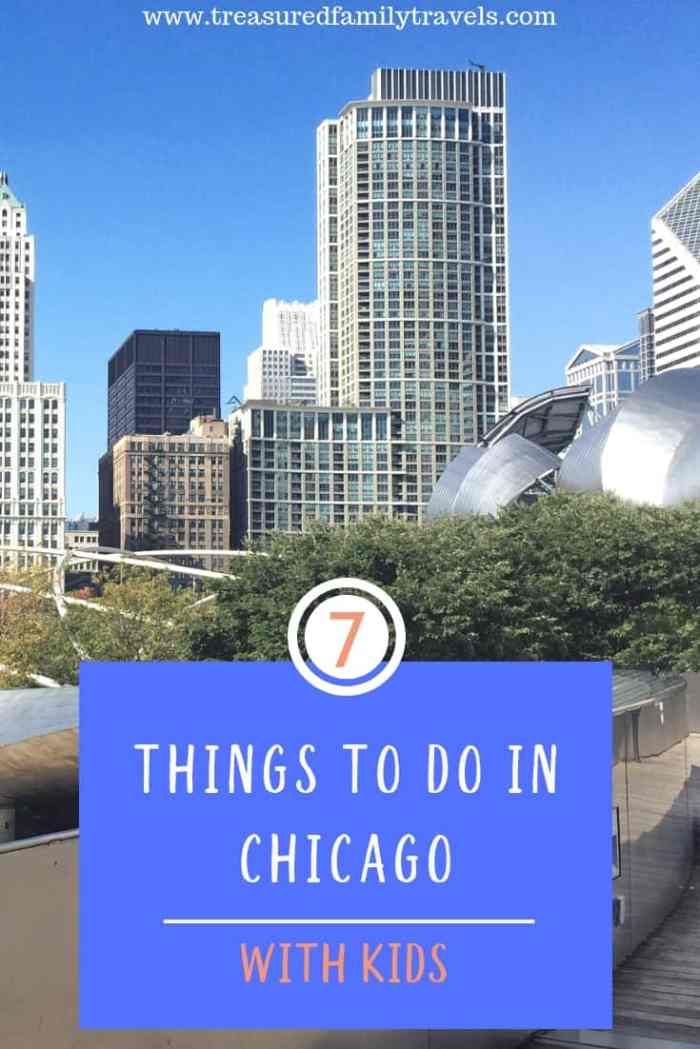 Family-friendly activities in the heart of downtown Chicago!  Read this for fun things for kids to do in Chicago.
