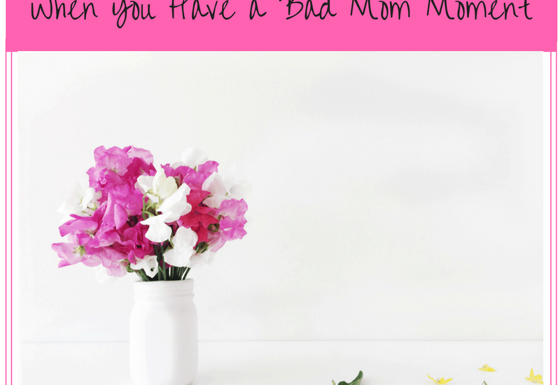Read this if you've ever been frustrated with your kids and behaved badly.