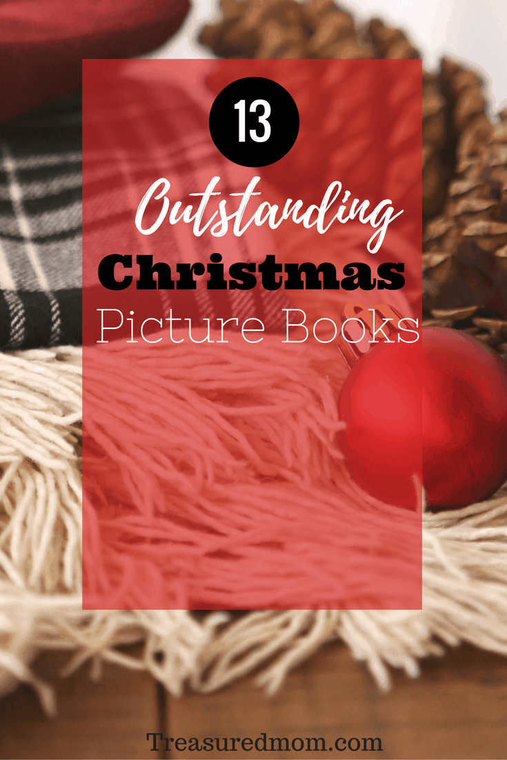 Look at these amazing Christmas picture books. Your kids will love them and they provide tons of entertainment. You'll love reading them over and over, too.