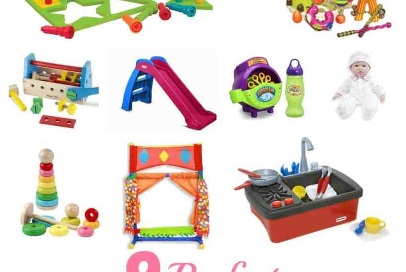 Look at these awesome gift ideas for preschoolers. They are perfect toddler toys and preschool toys that give lots of room for imagination.