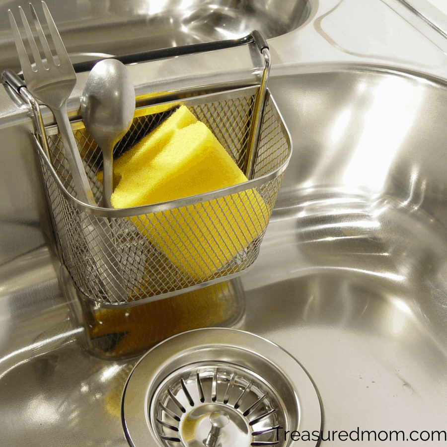 Proven Kitchen Cleaning Tips To Help You Clean Your Kitchen In A Hurry.  Doing These