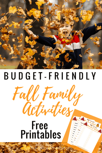 Budget-Friendly Fall Family Activities