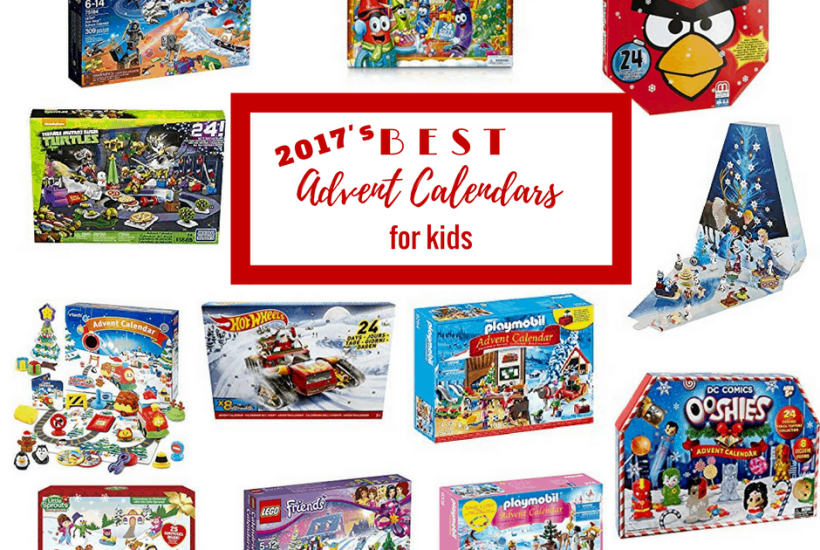These advent calendars are so much fun. They are the best advent calendars for kids because each one comes with toys, a game, or even some coloring. Your kids will have so much fun as they countdown to Christmas!