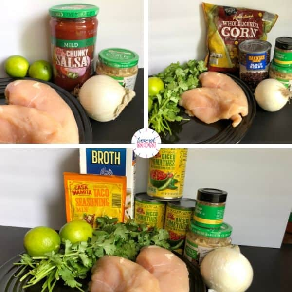 aldi postpartum freezer meals for instant pot ingredients