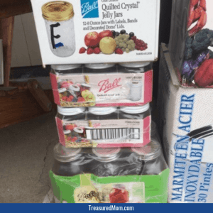 canning jars to sell to make money