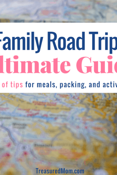 Family Road Trips – The Ultimate Guide