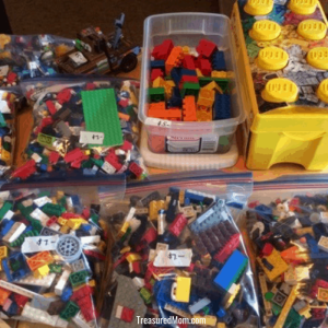 lego to sell to make money