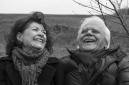 Alte Liebe rostet nicht. (Models: Christa & Alfred)