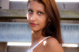 Blickkontakt (Model: Monica)