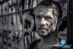 Action Hero. Model: Christian Silys.