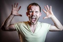Scream King. Model: Christian Silys