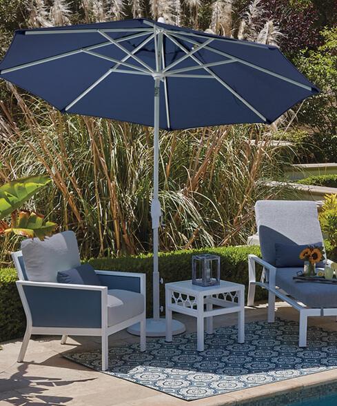 garden treasures 1 piece high back patio chair cushion patio chairs