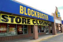 Blockbuster was unstoppable until it failed to have a plan for the attack of the digital world