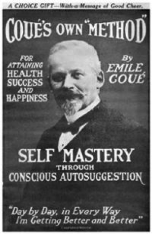 Émile Coué, father of affirmations and positive thinking