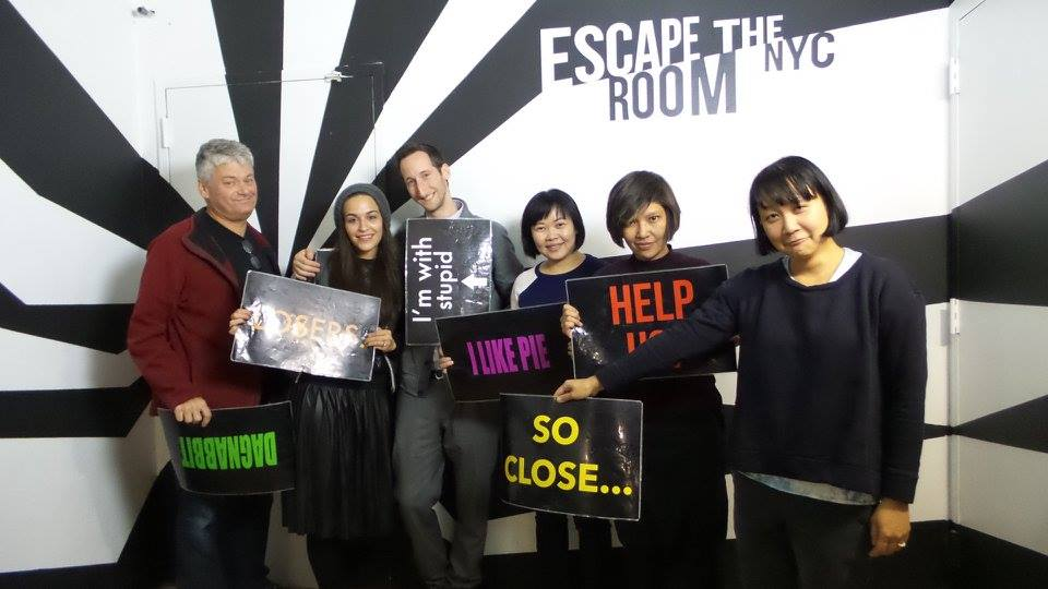 Escape room NYC