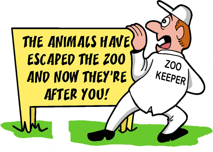 escape-zookeeper