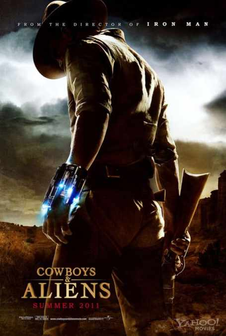 Midnight Movie: Cowboys and Aliens (28 July) @ UC Century 25!! Room 12! 12.01a!