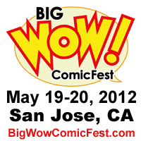 Big WOW! ComicFest (19-20 May) tickets ON SALE now!