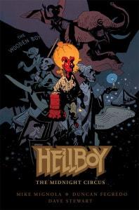 Hellboy Midnight Circus