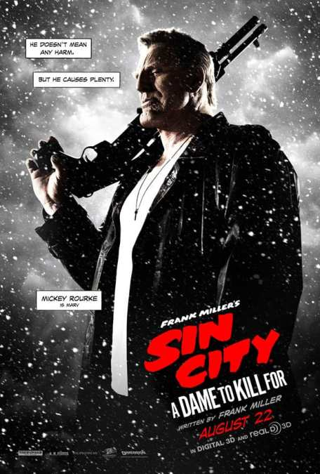 Midnight Movie #6: Sin City 2 (Thurs, 21 August)