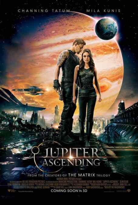Midnight Movie #1: Jupiter Ascending (Thurs, 5 February)